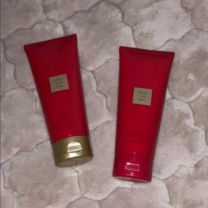 """Avon Other - Avon """"Little Red Dress"""" shower gel and body lotion"""